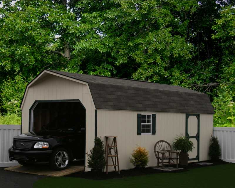 The Garage Shed 13
