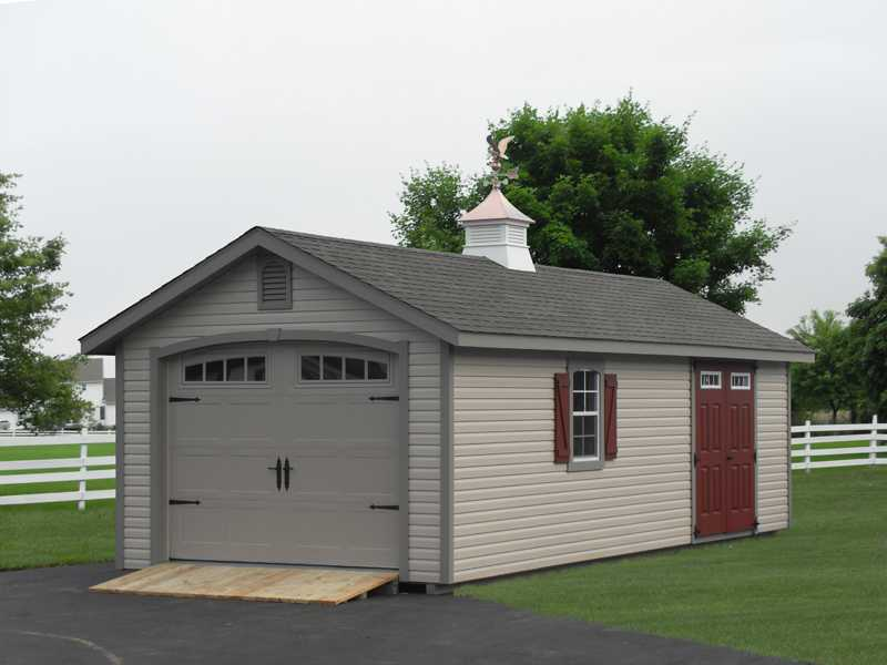 The Garage Shed 8