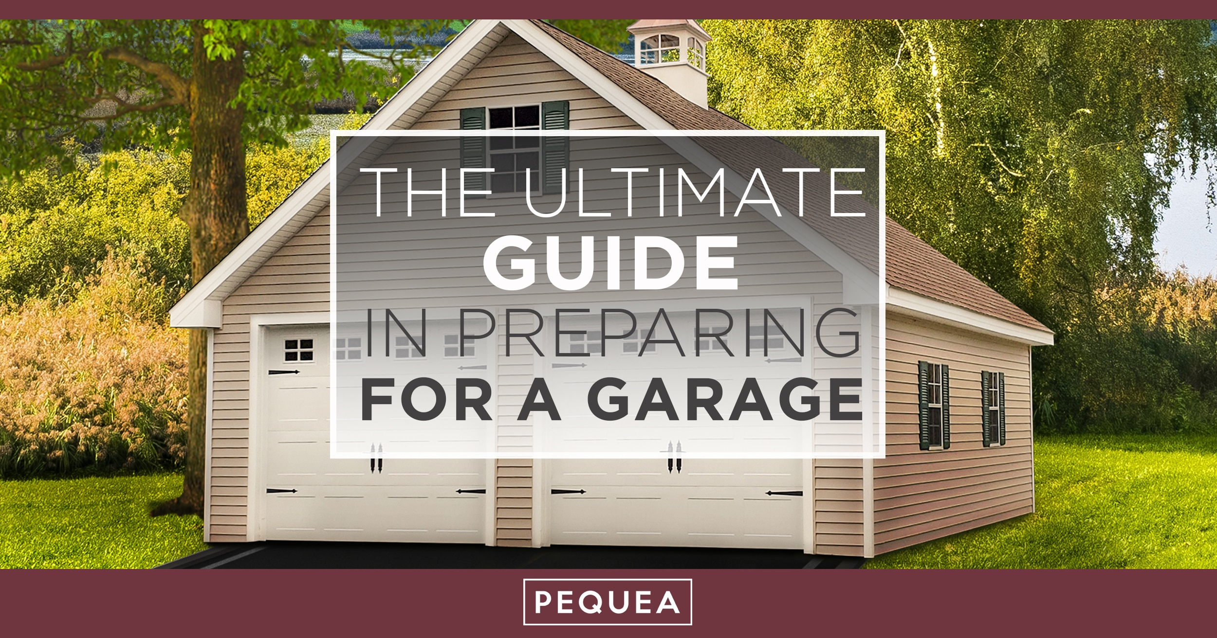 The Ultimate Guide in Preparing for a Prefab Garage 2