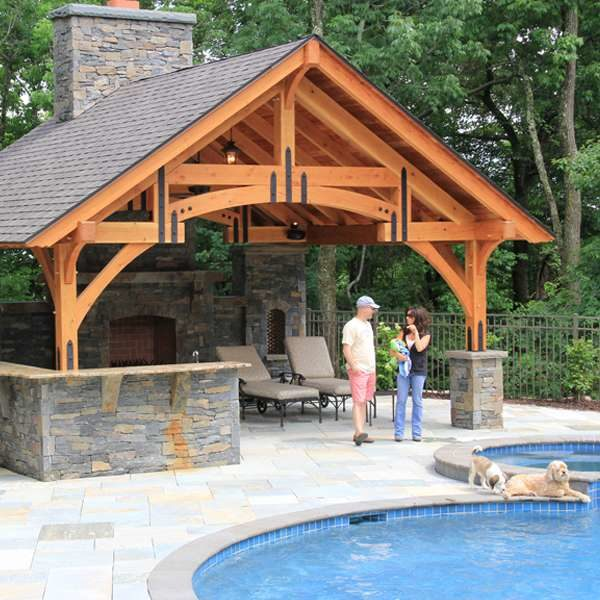 CHOOSE YOUR TIMBER FRAME STRUCTURE